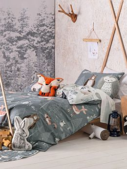 Into The Woods Quilt Cover Set
