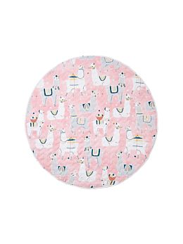 Llama Party Play Mat