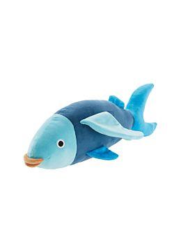 Swimmer Novelty Cushion