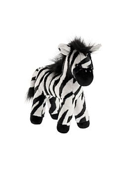 Zazu Zebra Novelty Cushion