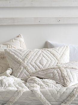 Anzar Pillow Sham Set