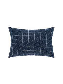 Arlo Indigo Cushion 40x60cm