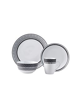 Atlas 16-Piece Dinner Set
