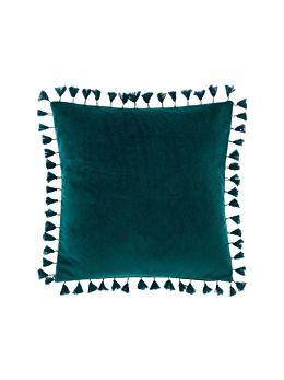 Belmore Teal Cushion 50x50cm
