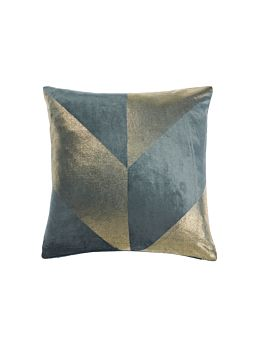 Everett Navy Cushion 48x48cm