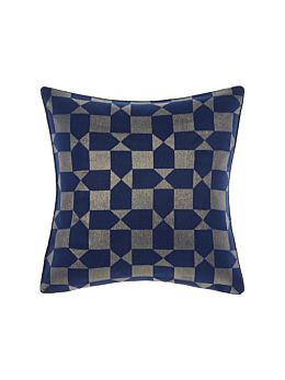 Fabiano Navy Cushion 50x50cm