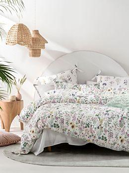 Fleurette Quilt Cover Set