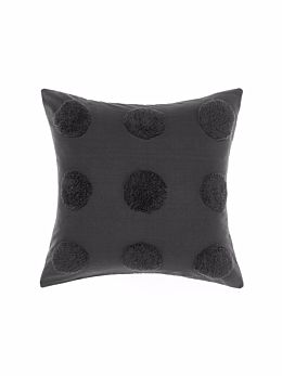 Haze Charcoal European Pillowcase