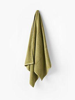 Jordan Spot Olive Towel Collection
