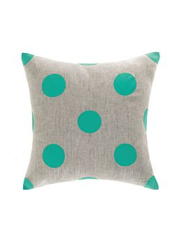 Kyneton Mint Cushion 45x45cm