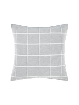 Leonard Grey European Pillowcase