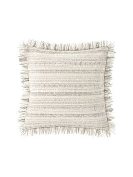 Menton Natural Cushion 43x43cm