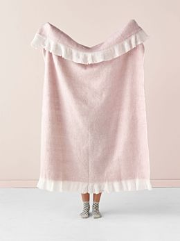 Moana Rose Throw