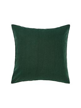 Nimes Ivy Linen European Pillowcase