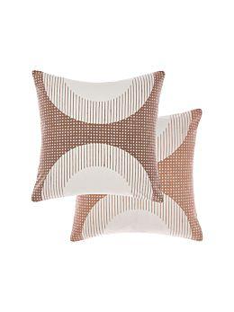 Solar Marigold Cushion 48x48cm