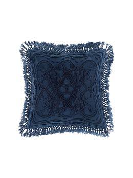 Somers Denim Cushion 50x50cm