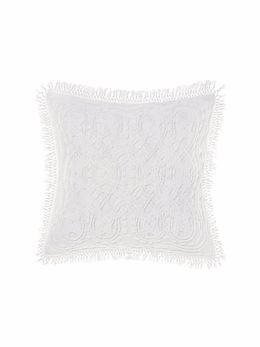 Somers White European Pillowcase