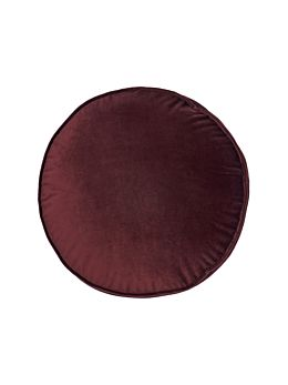 Toro Cabernet Cushion 43cm Round